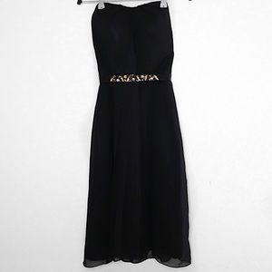 Anny Lee | Short Black Prom Dress